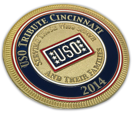 USO Challenge Coin